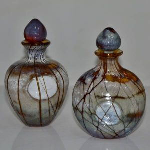 Supermoon scent bottles